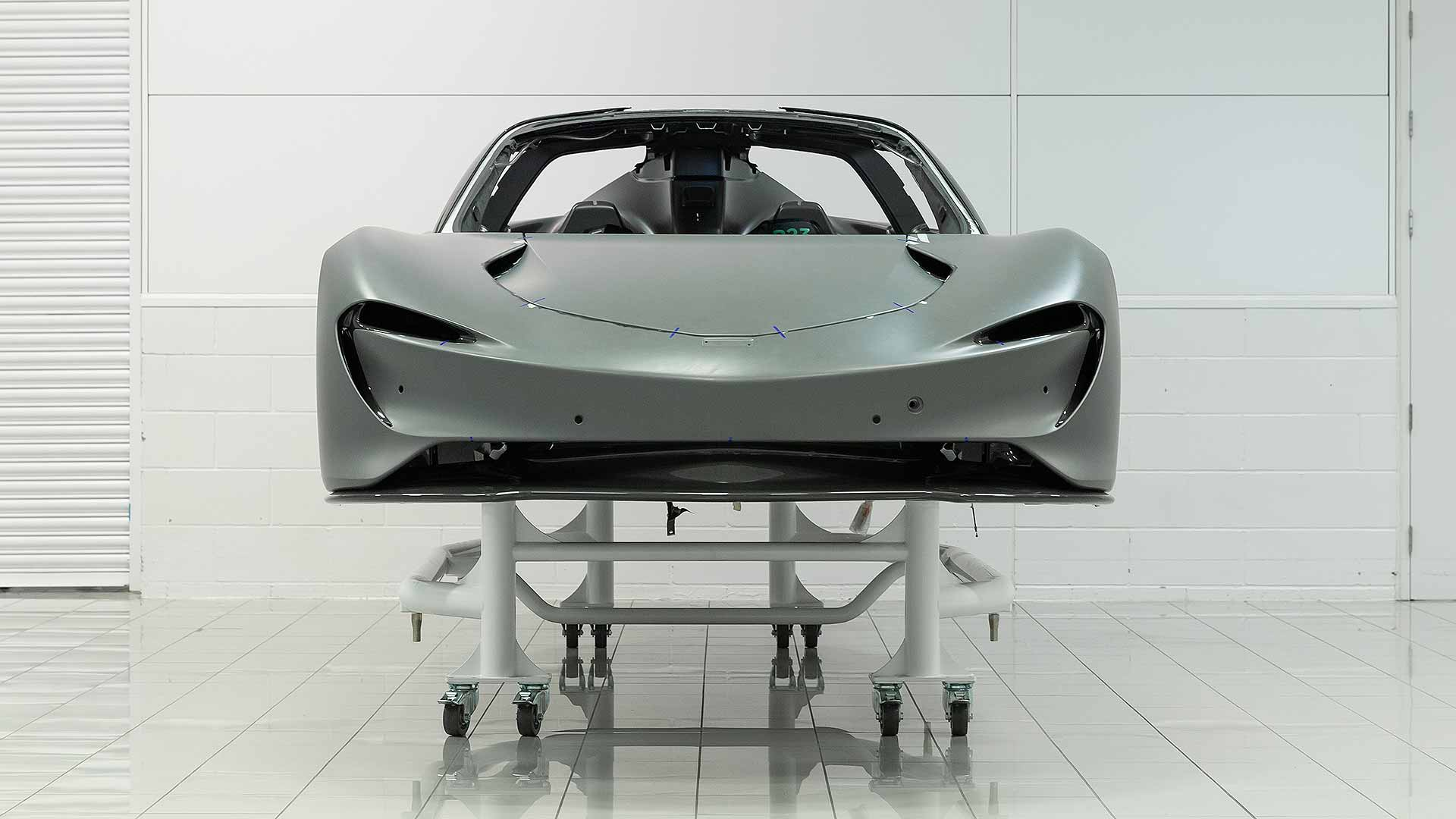 McLaren developing ventilators