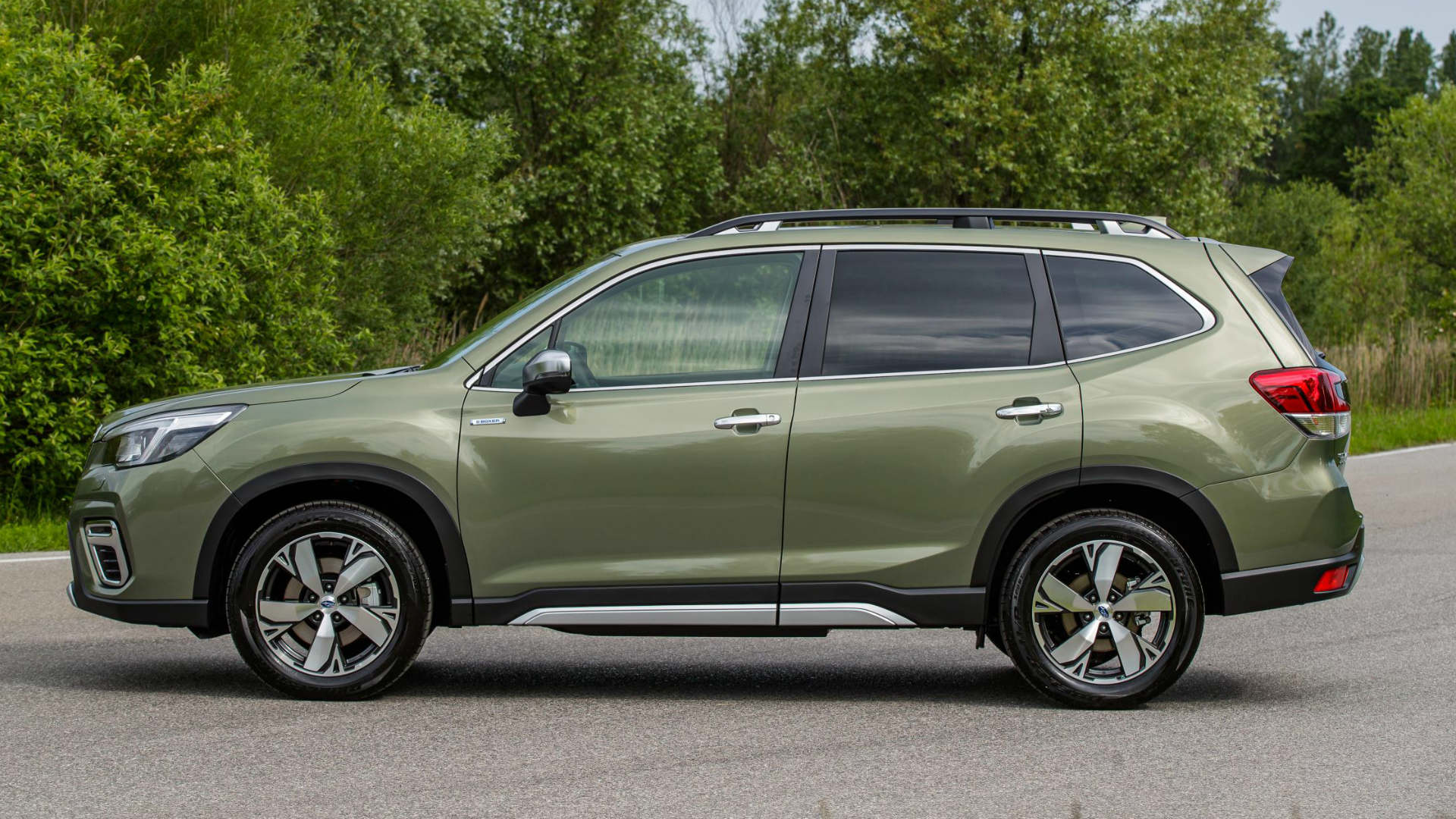 New Subaru Forester hybrid