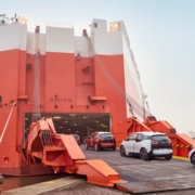 BMW zero-emission shipping