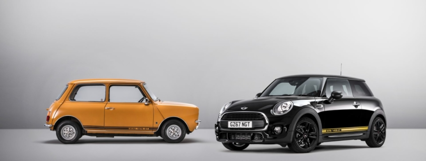 Minis more affordable now than in 1959