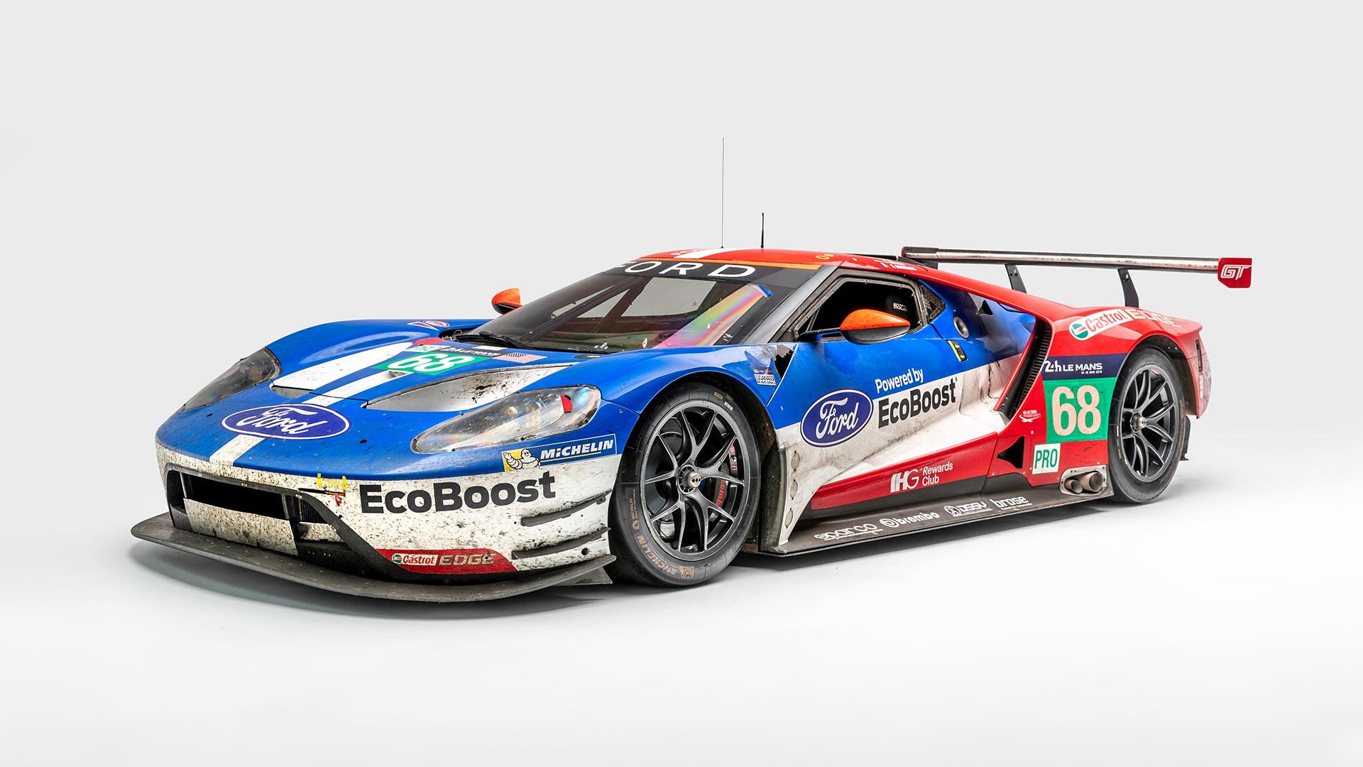 Petersen Museum Chip Ganassi Racing Exhibition