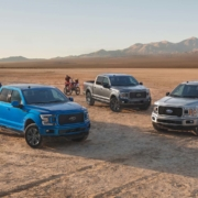 Pickup trucks are USA best seller of decade