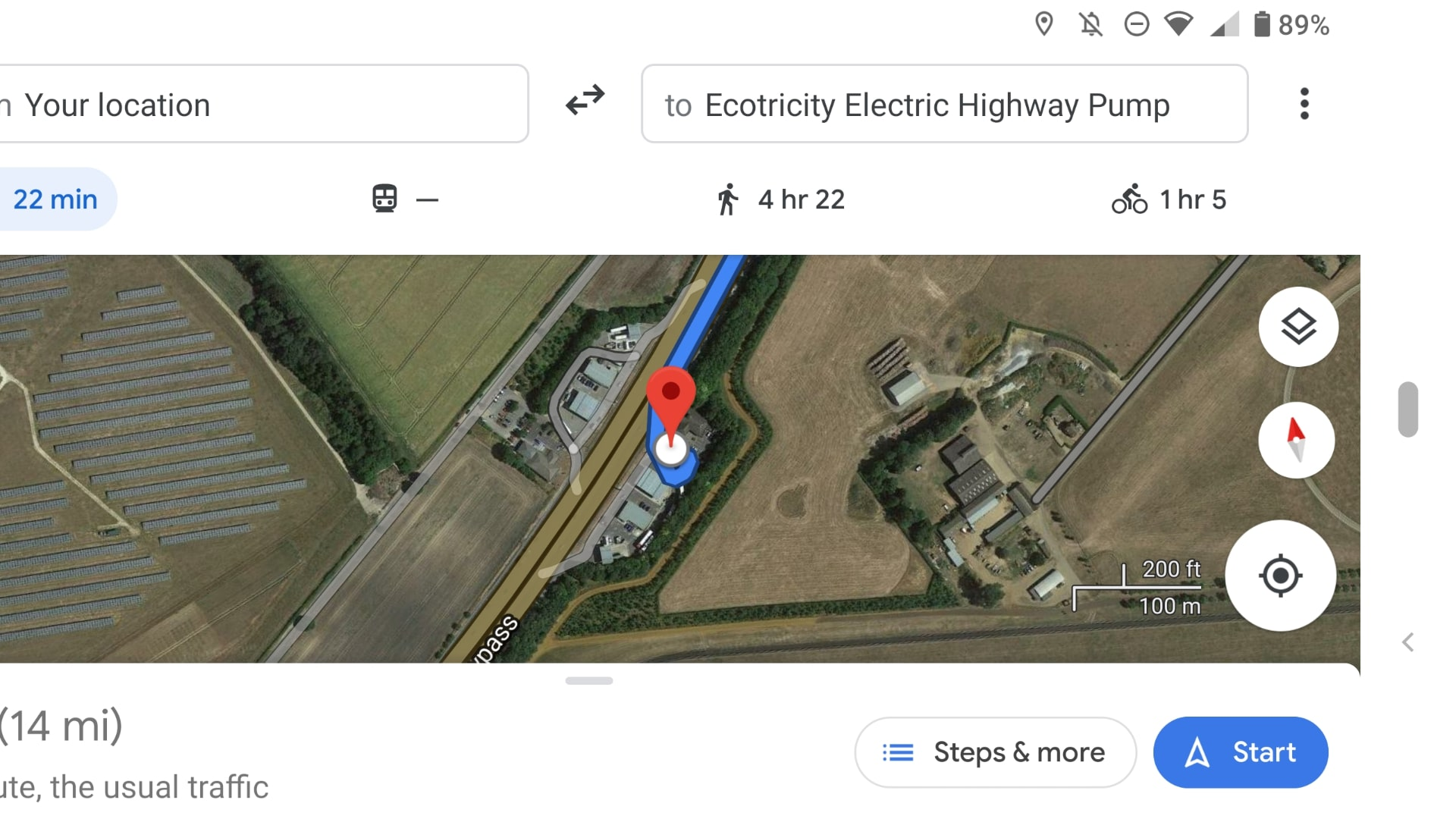 You can now decide what car charger you want on Google Maps