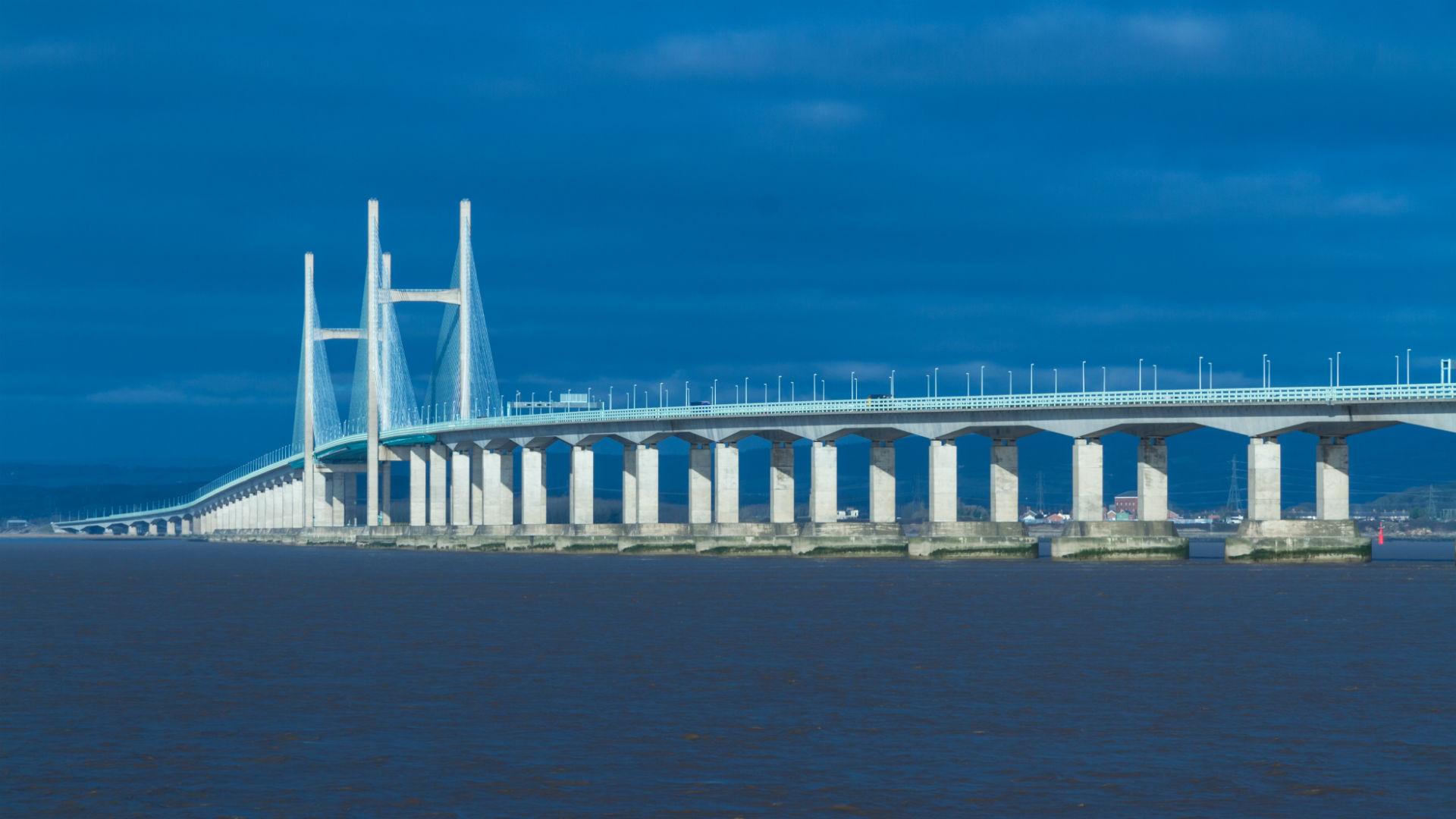 Severn Crossing Prince of Wales Bridge