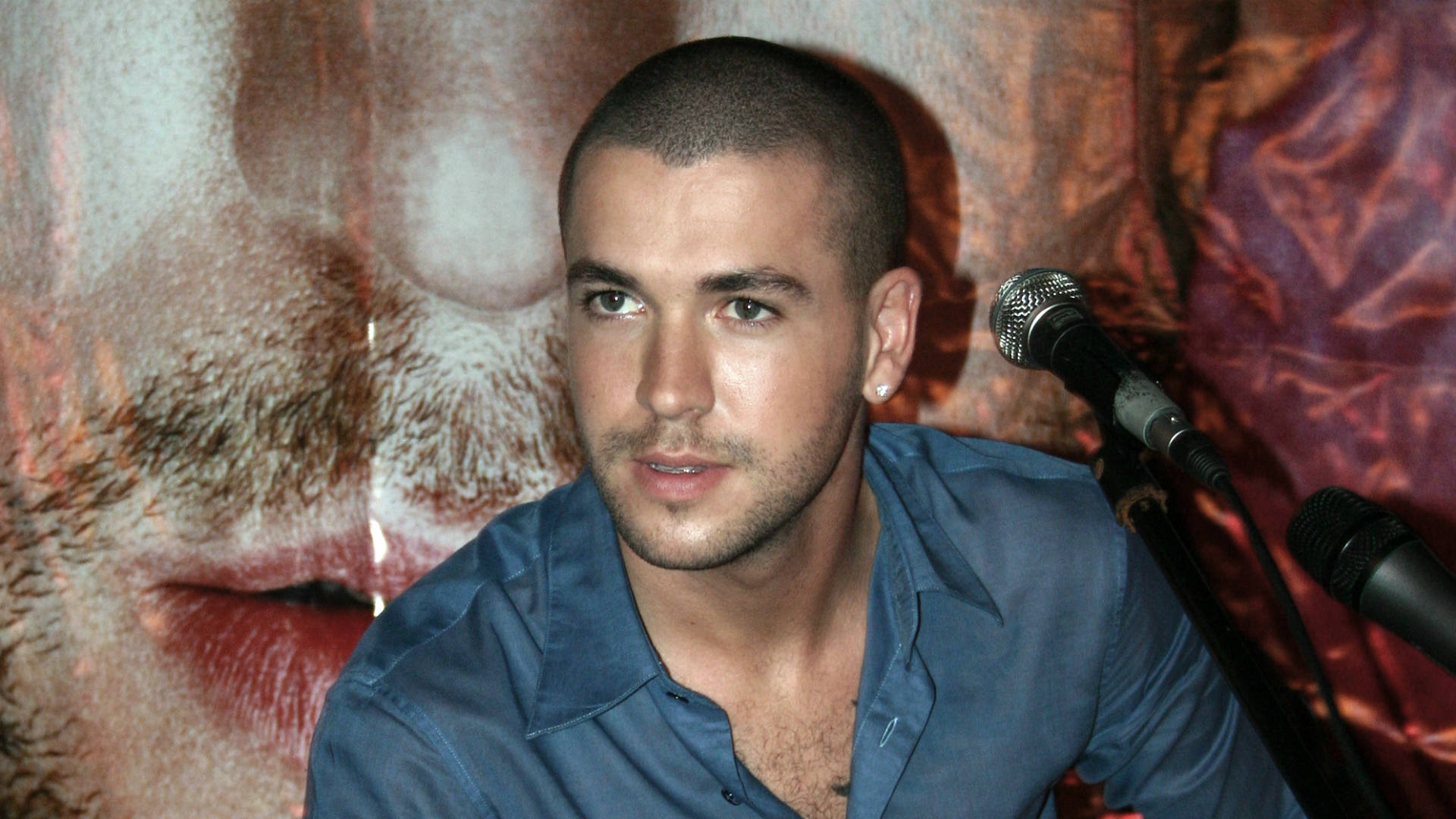 Shayne Ward is dangerous to drivers