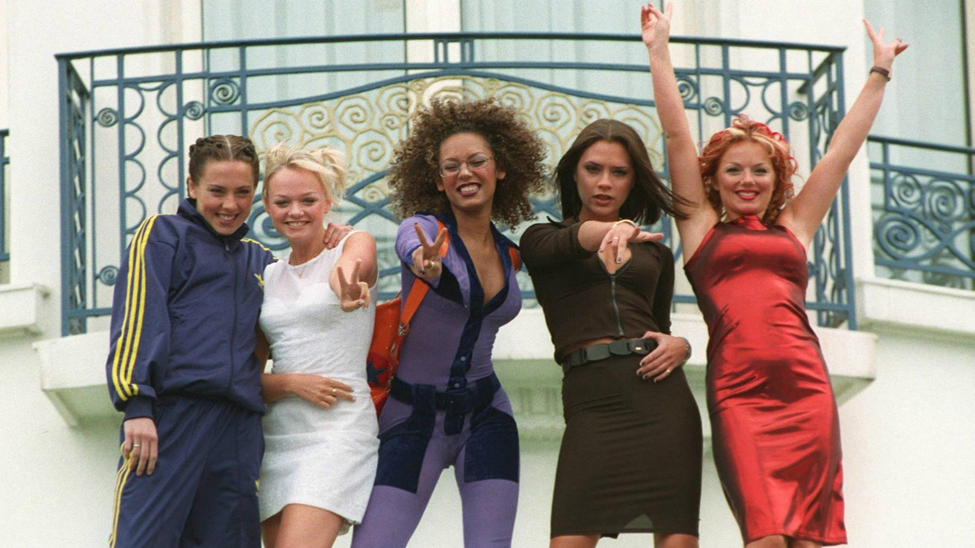 Spice Girls dangerous to drivers