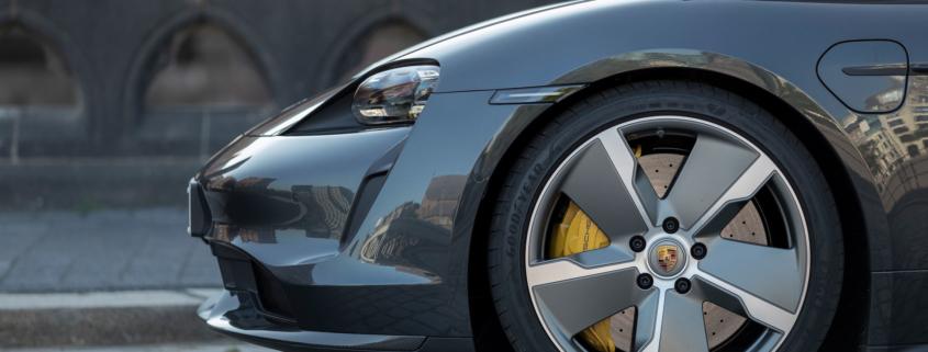 Porsche Taycan Turbo EPA range