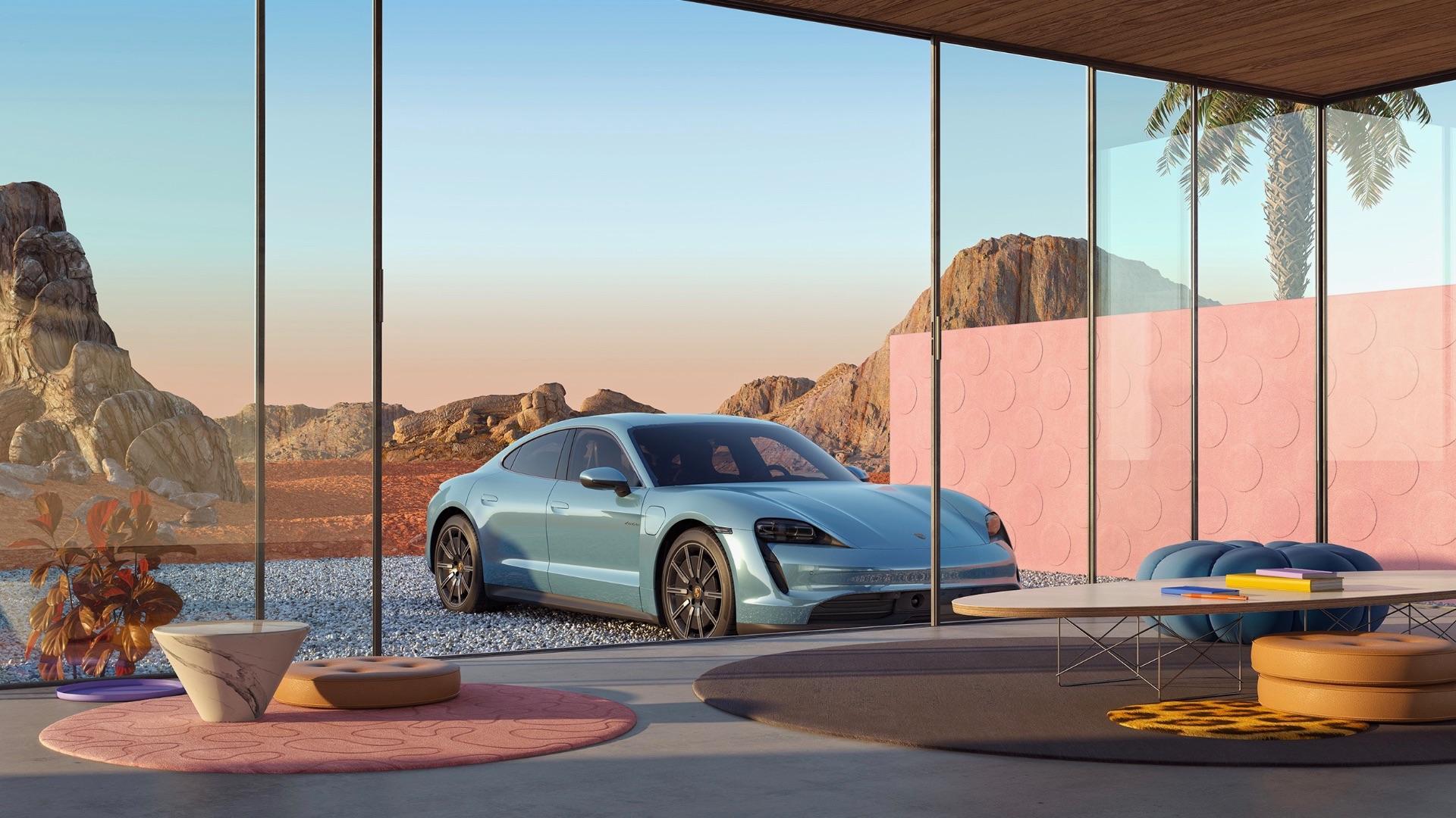 Electric Porsche Taycan Falls Short In Range Tests