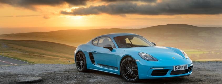 Porsche Cayman T