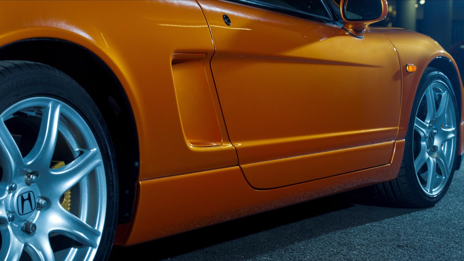 Honda NSX classic