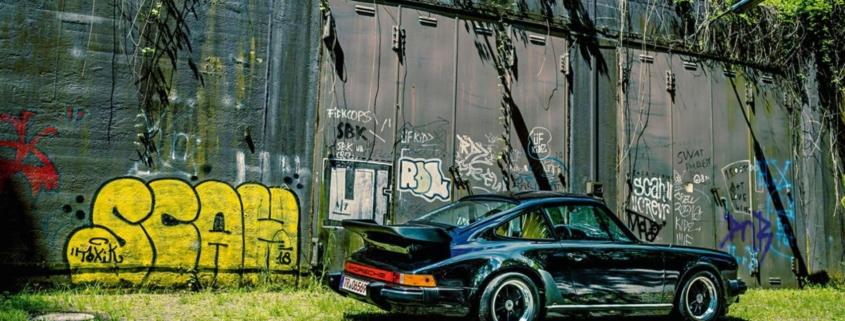 Porsche 911 prototype 1974