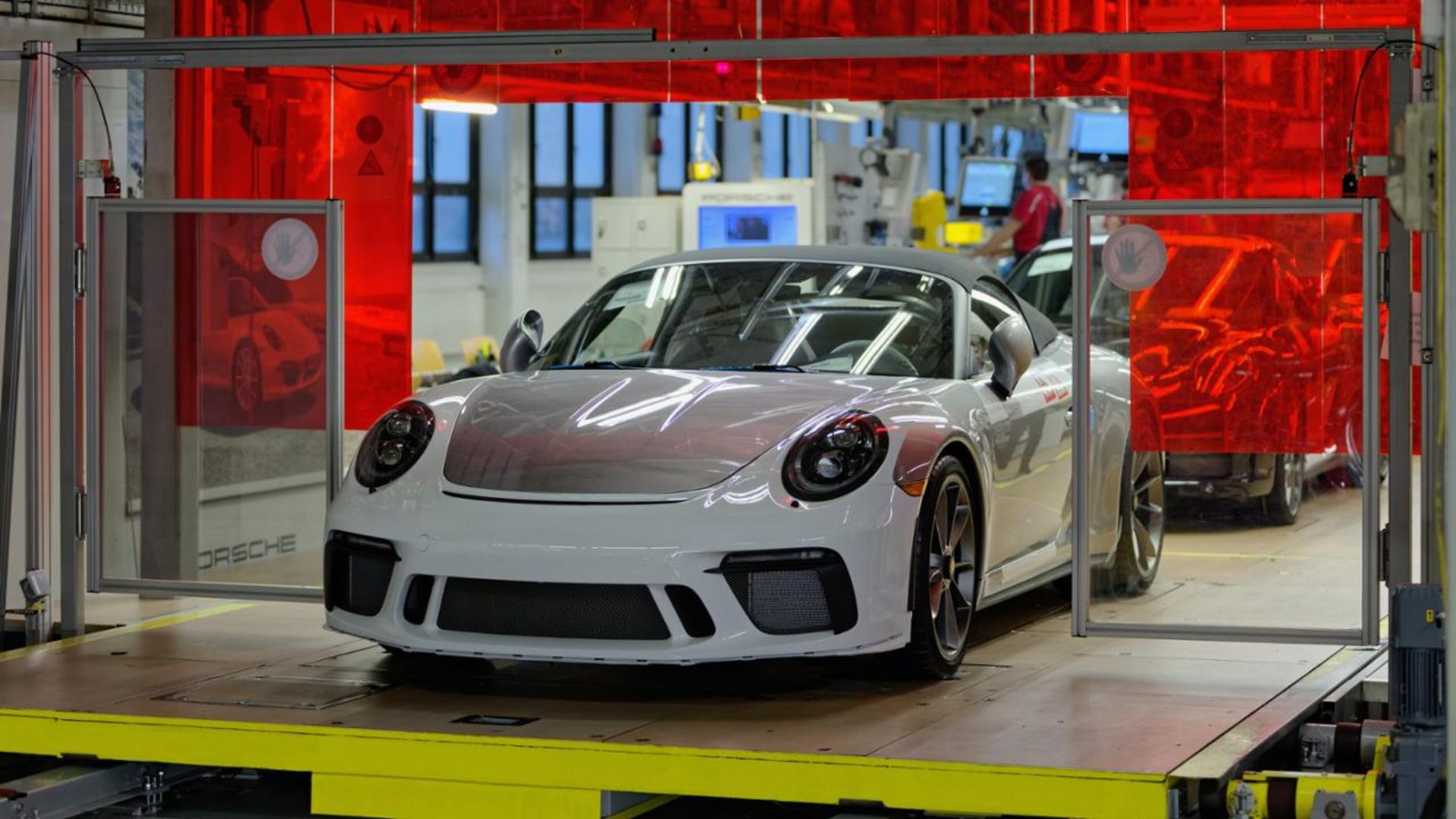 Last Porsche 991 has been built