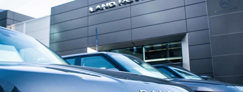 Jaguar Land Rover retailer