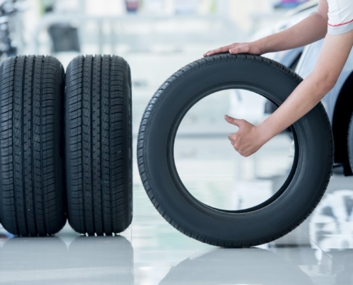 Get a Grip tyre campaign to get young drivers educated