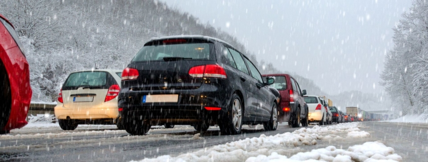 The most dangerous December day to drive
