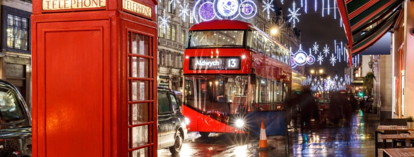 Christmas congestion charge