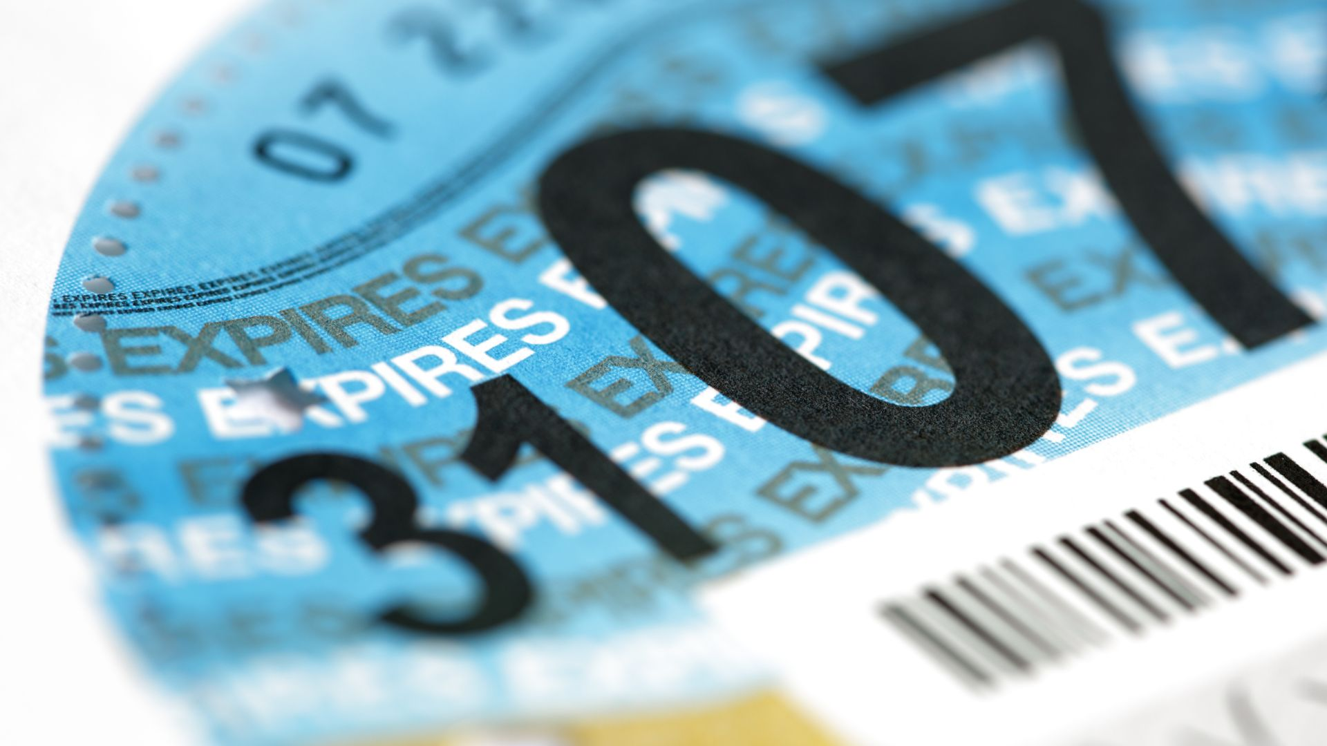 tax disc road tax losses
