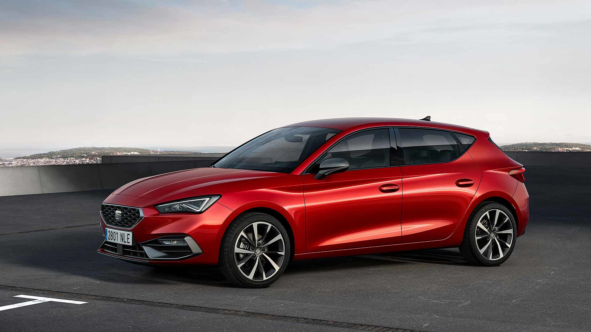 foto de 2020 Seat Leon revealed: Spanish Golf goes hybrid Motoring Research