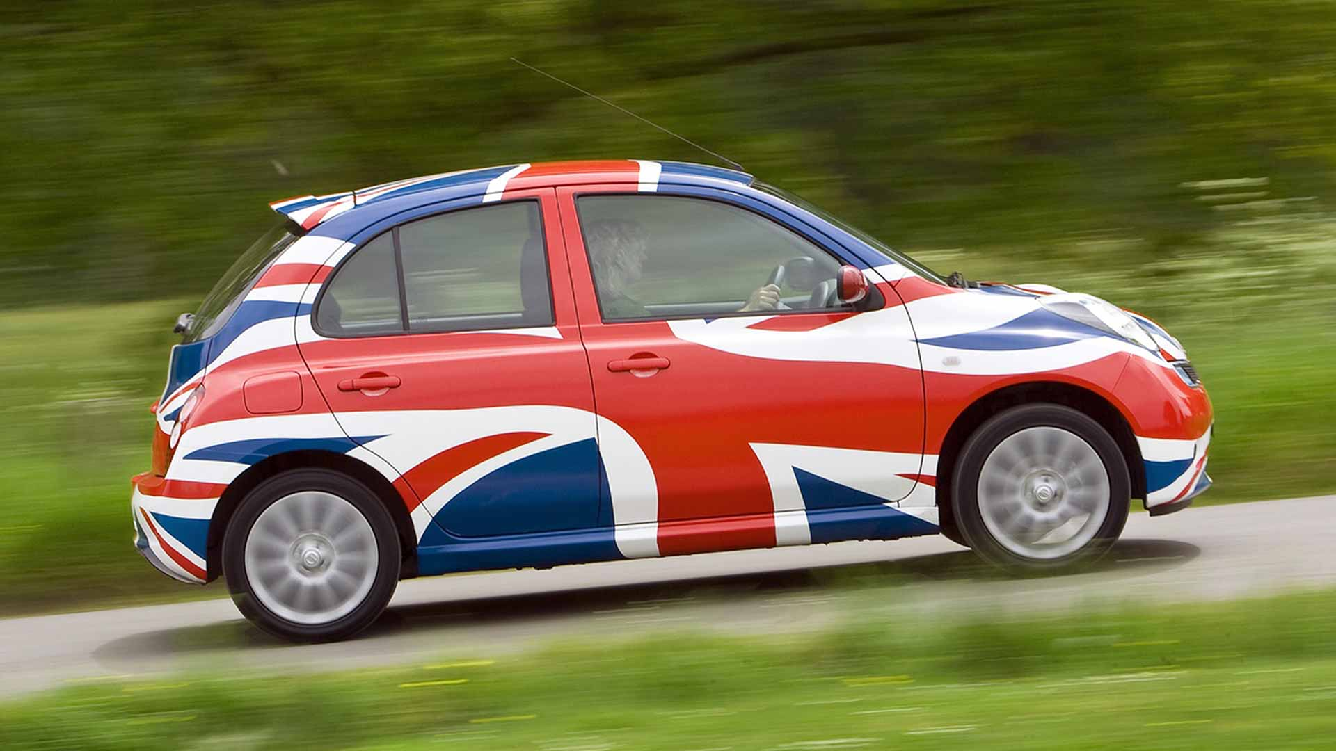 Most popular cars made in Britain