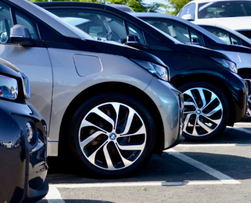 EV ownership surges