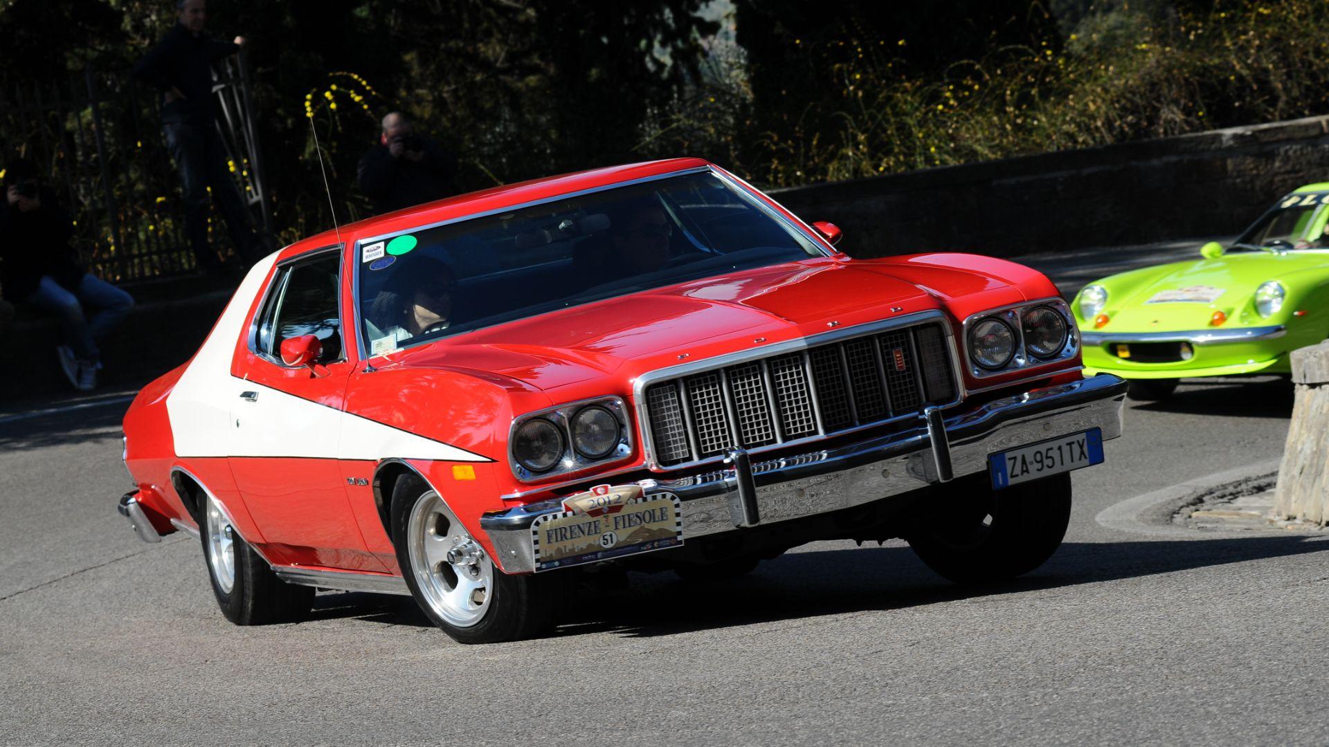 Favourite movie cars