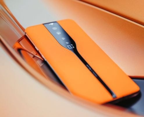 McLaren glass One Plus Concept One phone