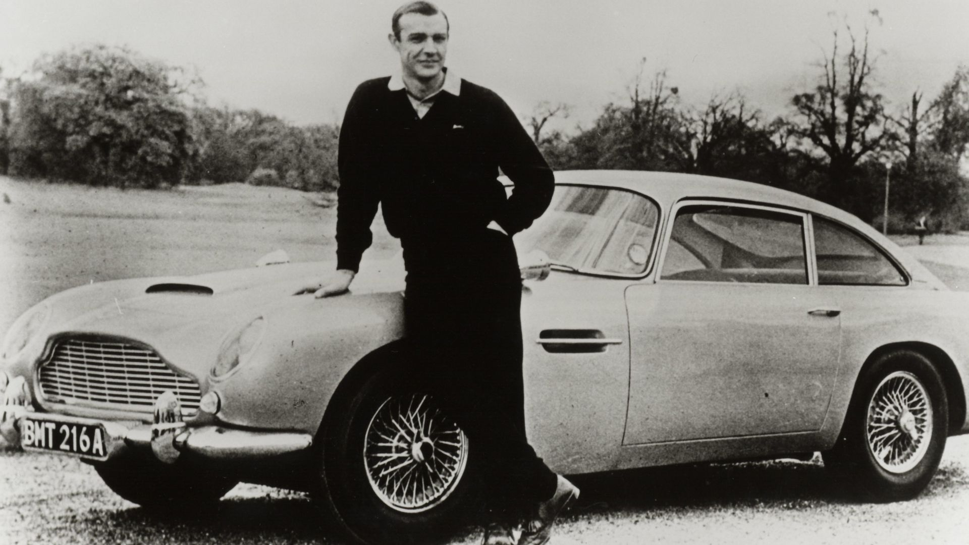 Bond Aston Martin DB5