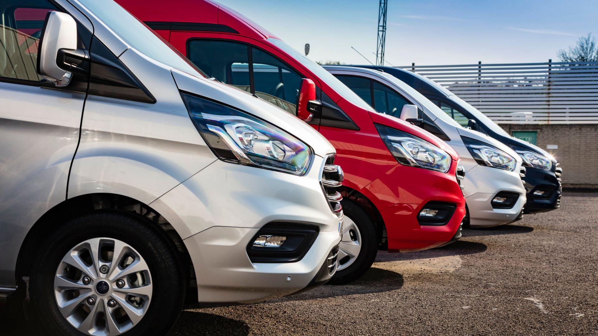 Van drivers facing parking crisis