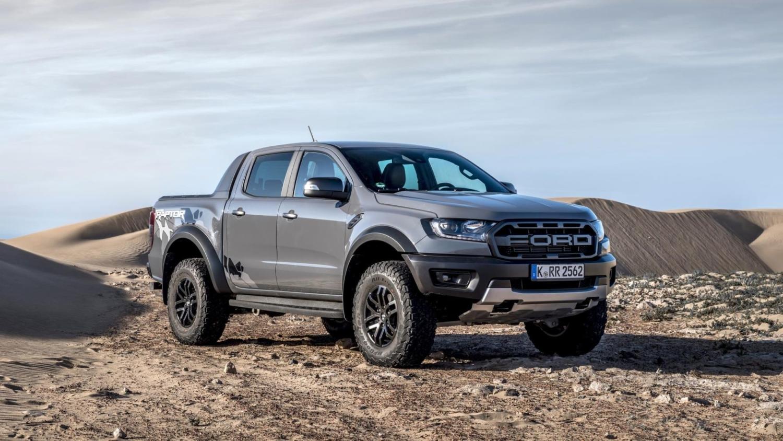 Ford Ranger Raptor may get Mustang V8 engine swap