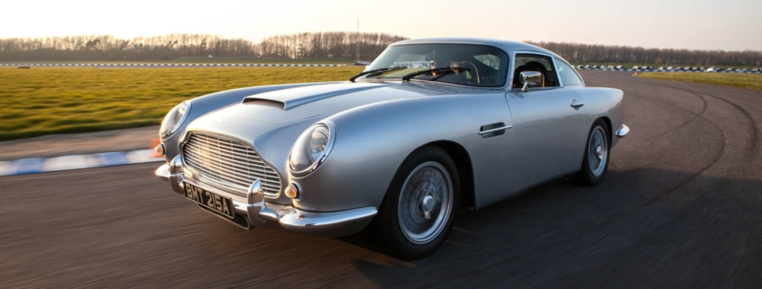 Aston Martin experience popularity jumps before release of No Time To Die