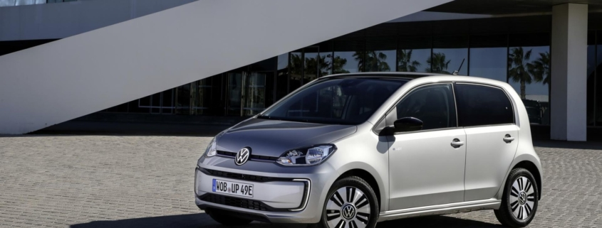 Volkswagen e-Up pricing revealed