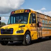 Daimler electric bus America