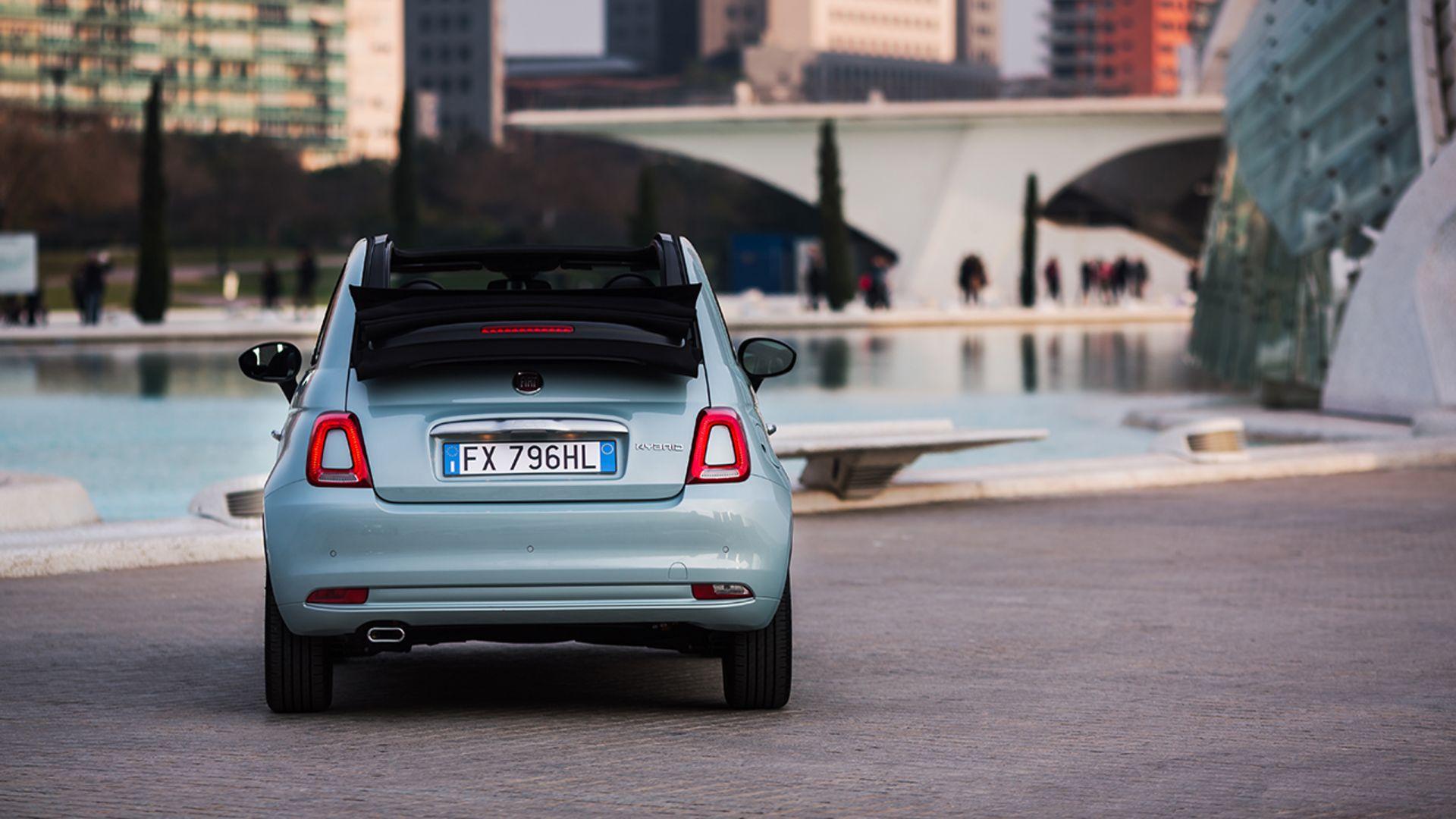 Fiat 500 mild hybrid pricing