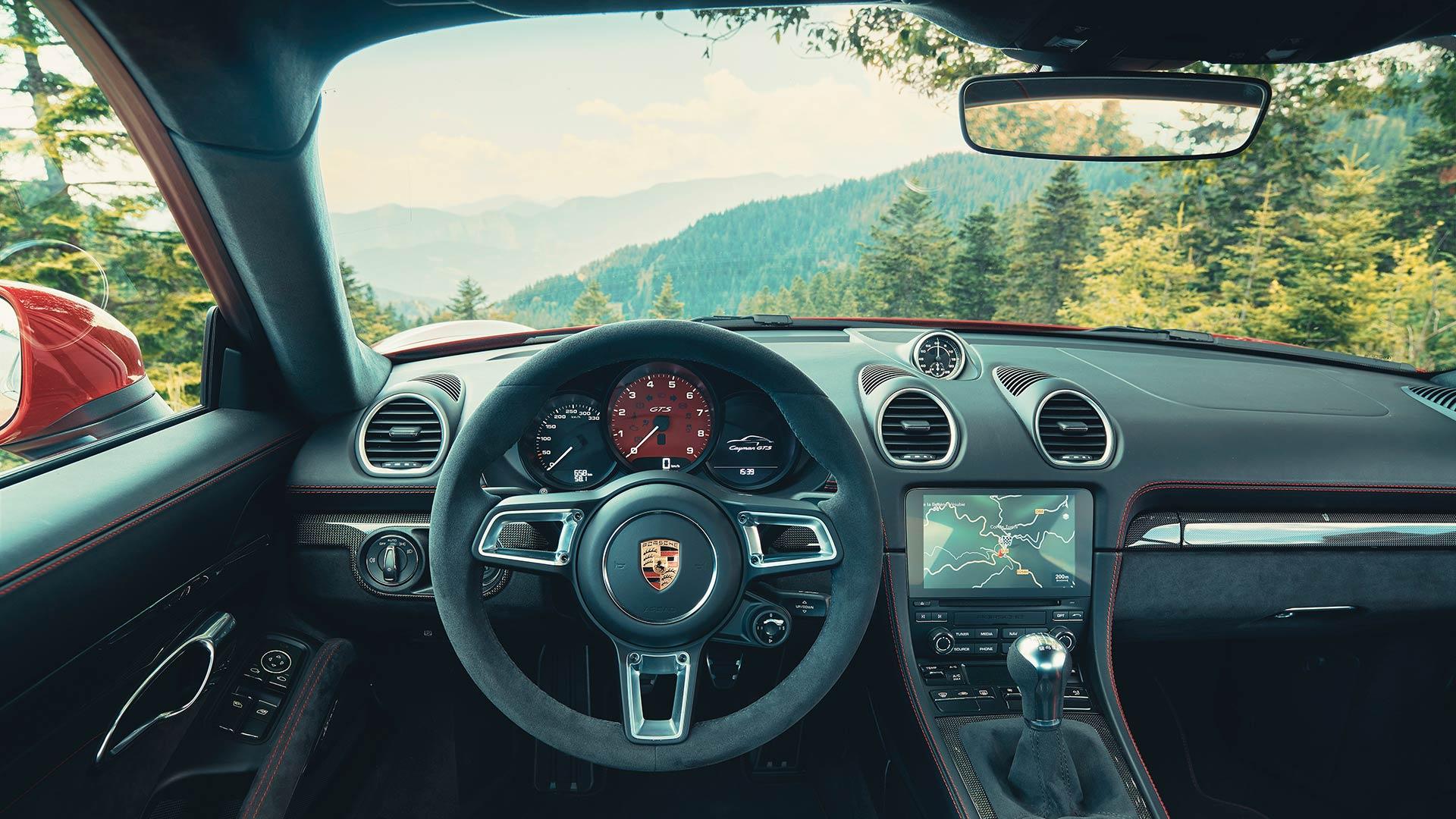 New 2020 Porsche 718 GTS
