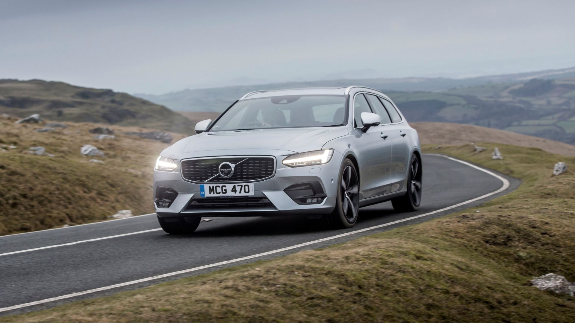2020 Volvo V90 Specification First Drive