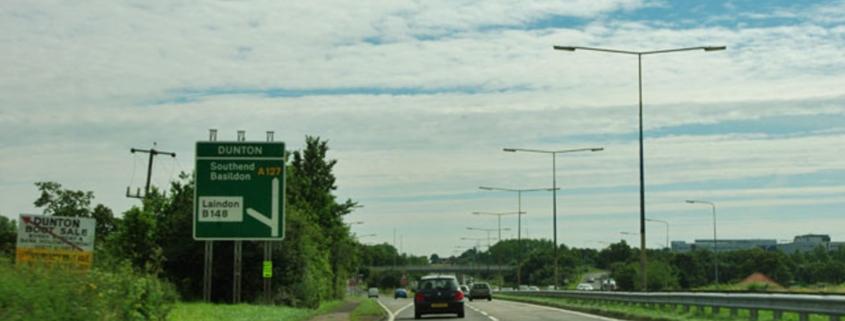 A127 speed limit cut