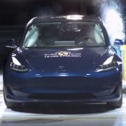 Euro NCAP safest cars of last year