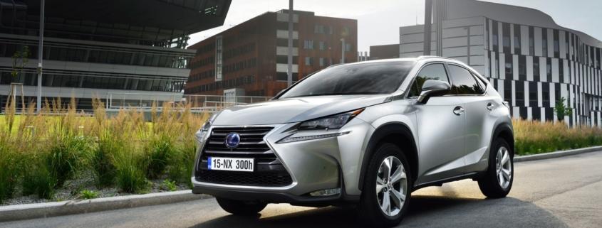 Norway deems Lexus 'self-charging' adverts misleading