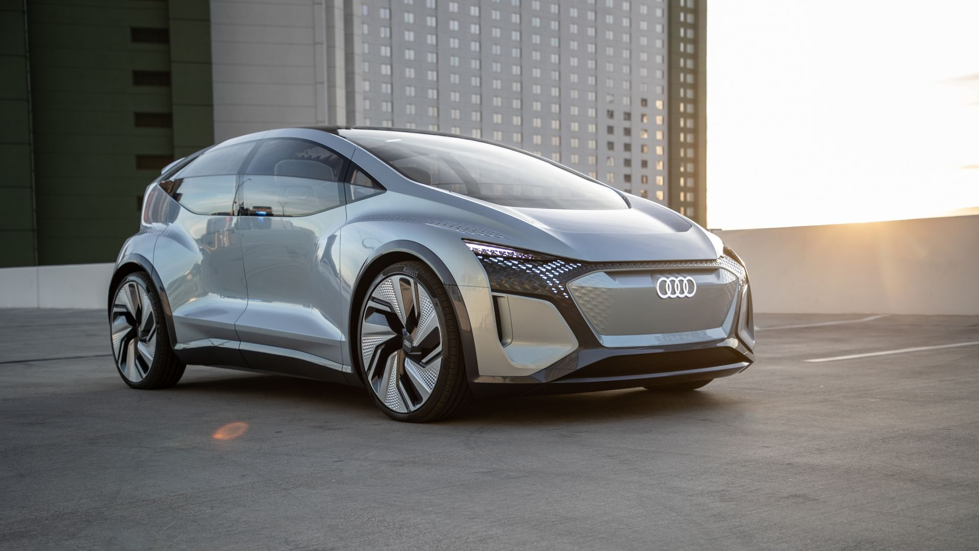 Audi AI:ME CES