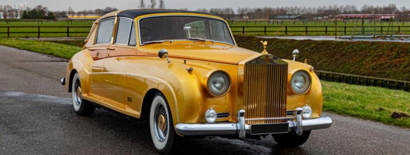 Artcurial George Barris Custom Rolls Royce