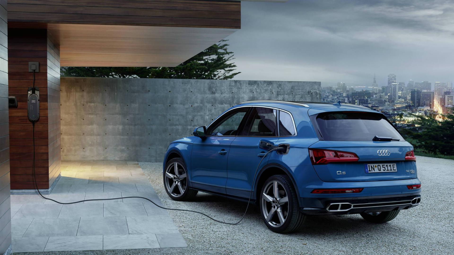 Audi Q5 plug-in hybrid