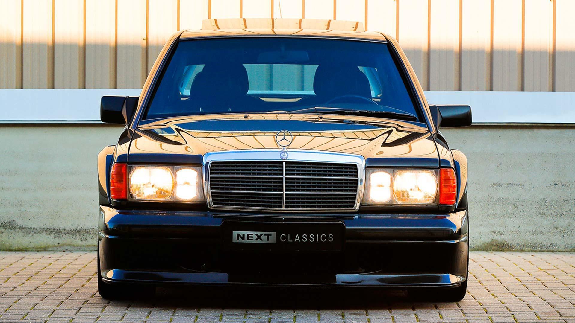 1990 Mercedes Benz 190E Evo II