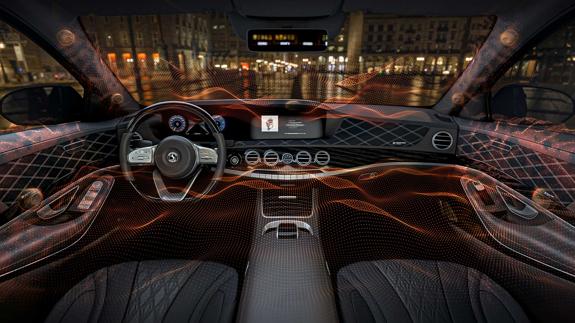 Best automotive tech at CES 2020