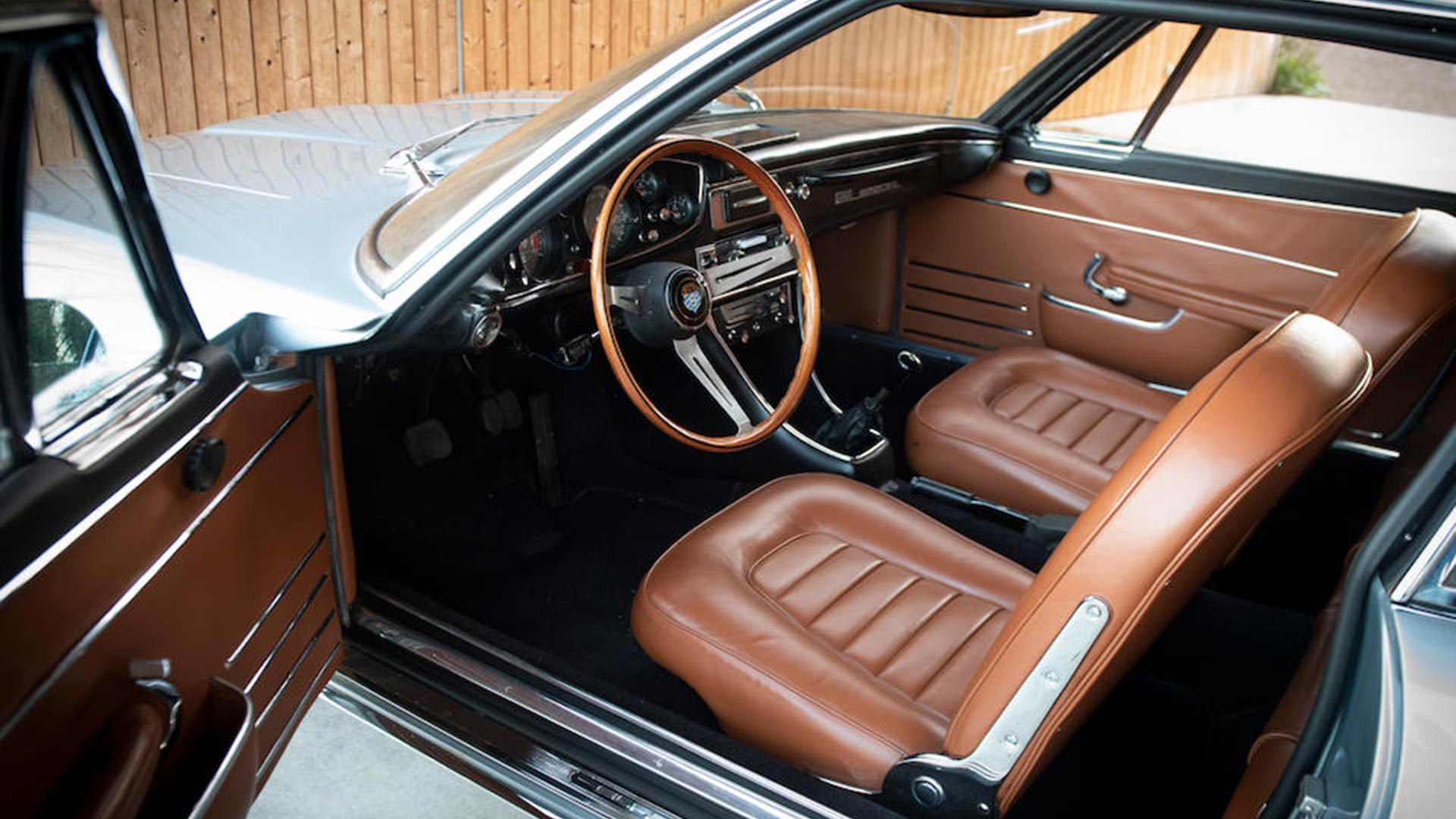 Bonhams BMW Glas 3000 V8 Fastback