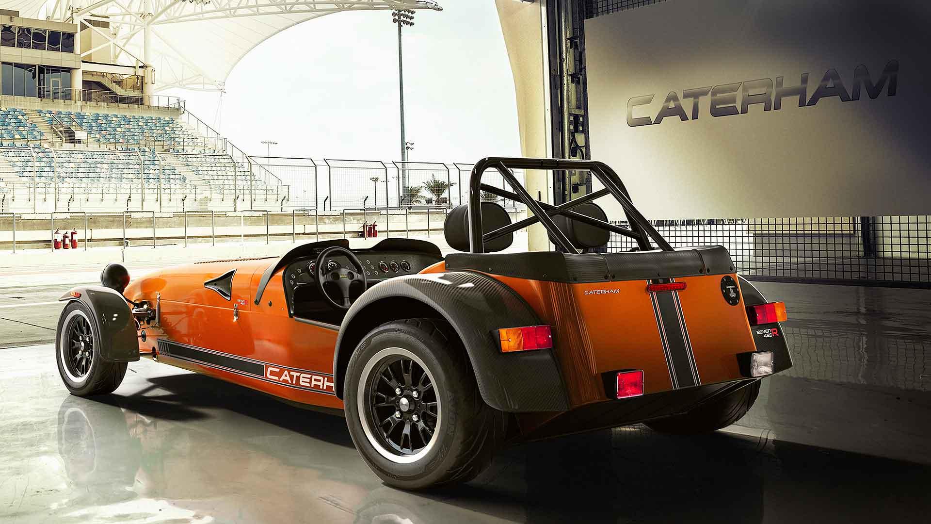 Caterham 485