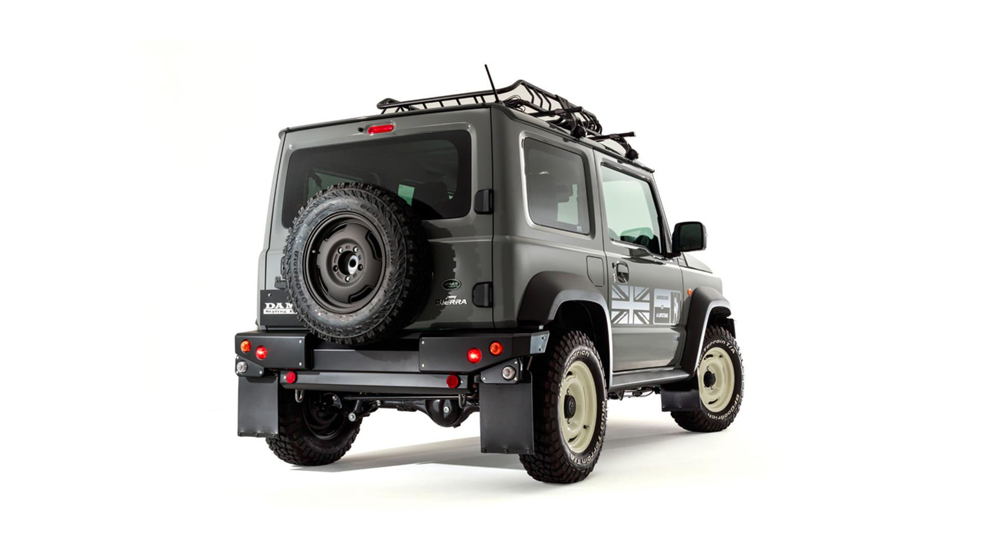 DAMD Suzuki Jimny Defender Kit