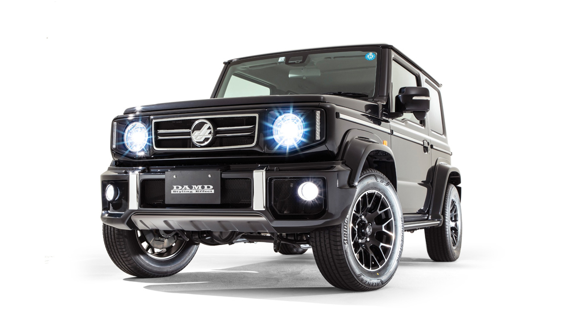 This Body Kit Turns A Suzuki Jimny Into An Amazing Land Rover Defender Replica Motoring Research