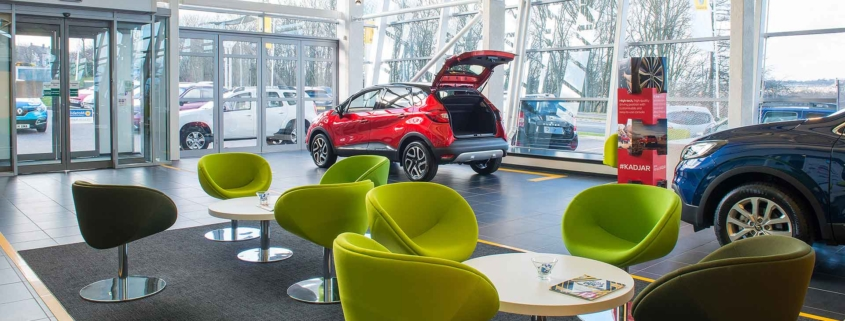Renault UK new car dealer