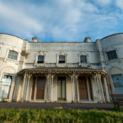 Gunnersbury Park mansion