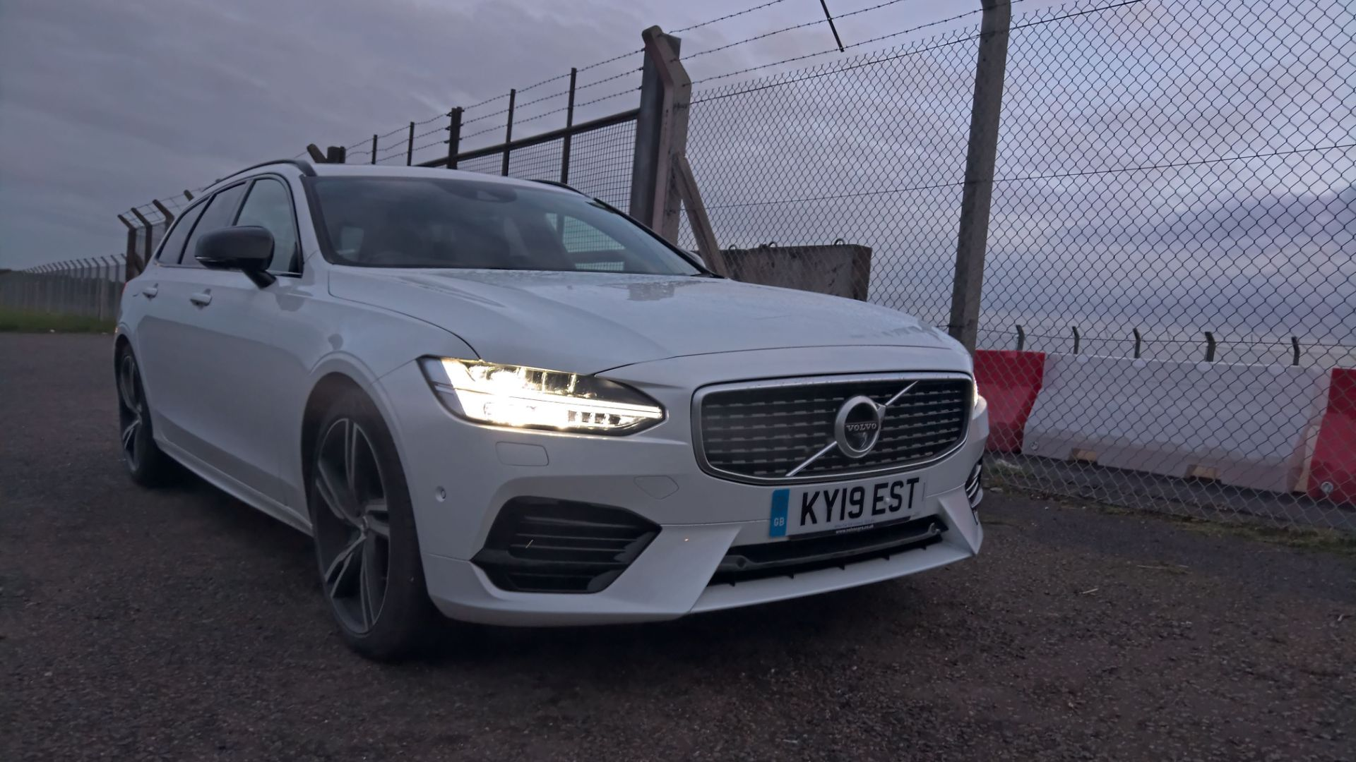 Volvo V90 T8 Twin Engine review